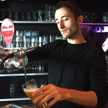 Joris-barman-Chez Manu à Peyragudes