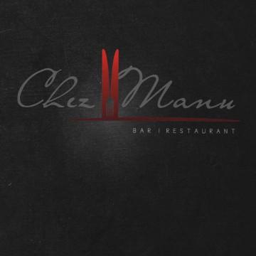 Carte restaurant chez Manu
